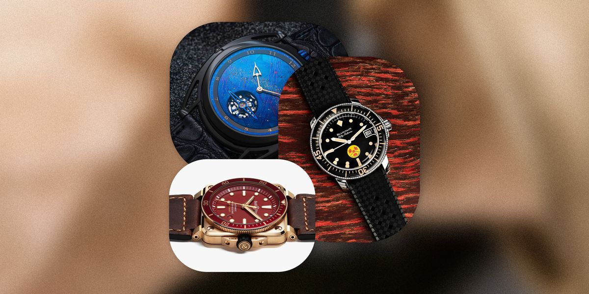 All the Coolest Watches That Came Out in March 2021