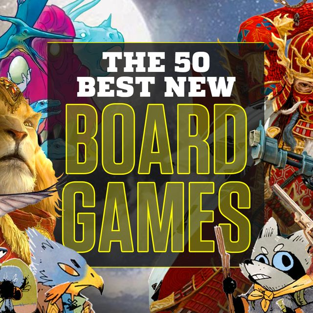 Best Board Games For Adults 2019 New Fun Board Games