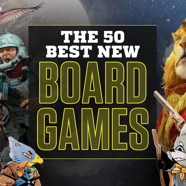 Best Board Games for Adults 2019 | New Fun Board Games