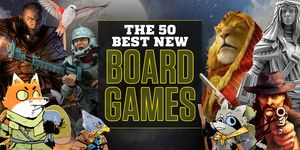 The Best New Board Games