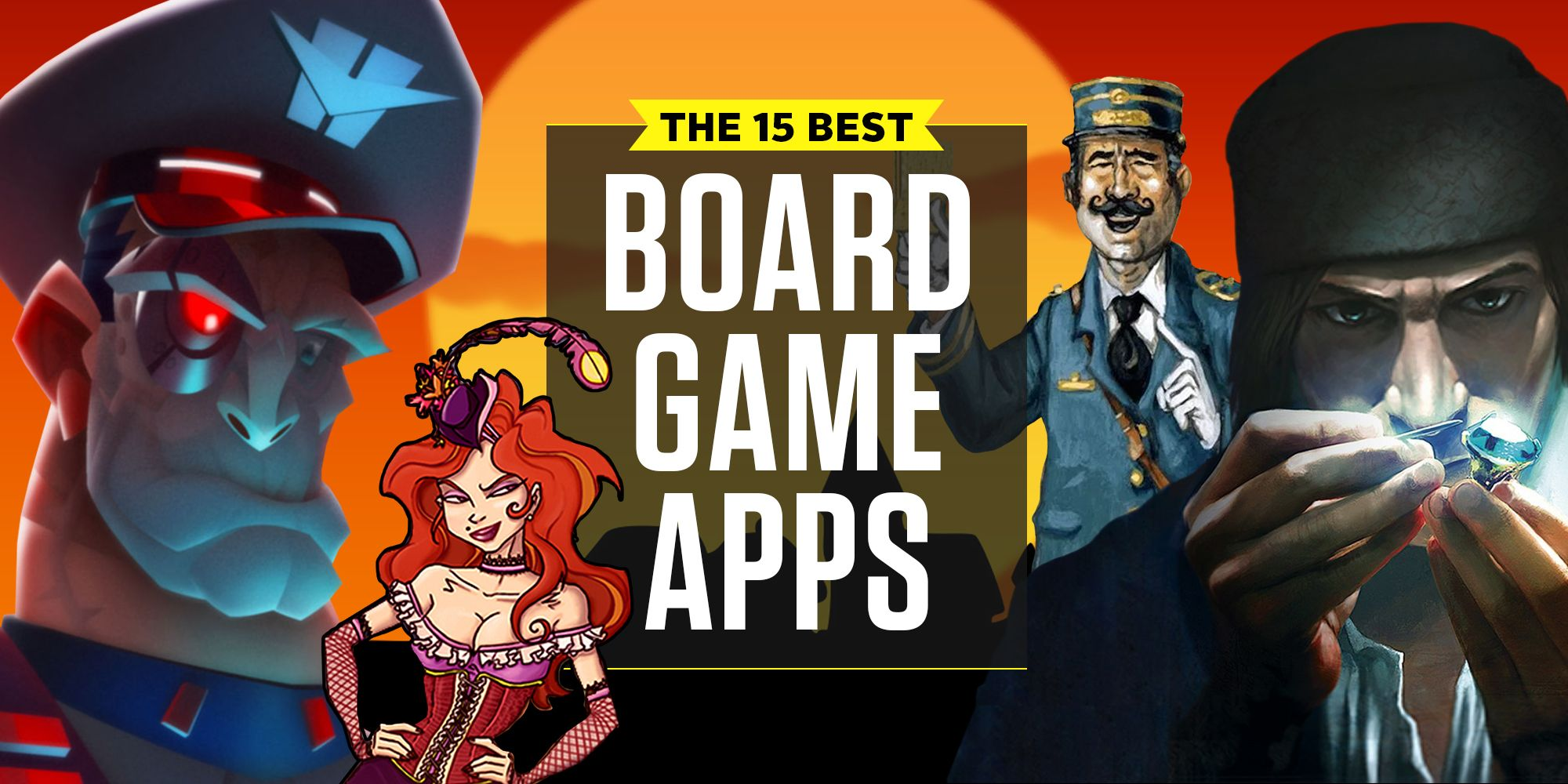 The 15 Best Board Game Apps