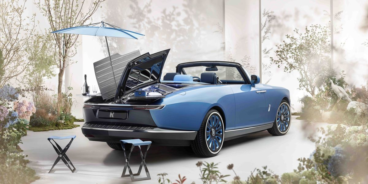 Rolls-Royce Will Now Build You a Wild Custom Car