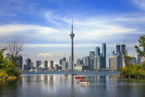 CNTower, Toronto, Canada