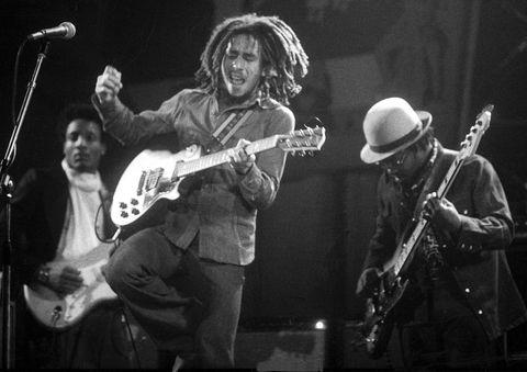 Las 20 mejores frases de Bob Marley