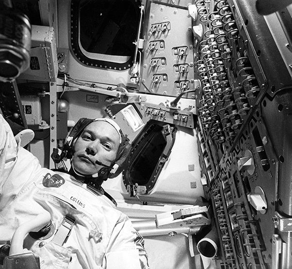 The Astronaut's Guide To Staying Inside