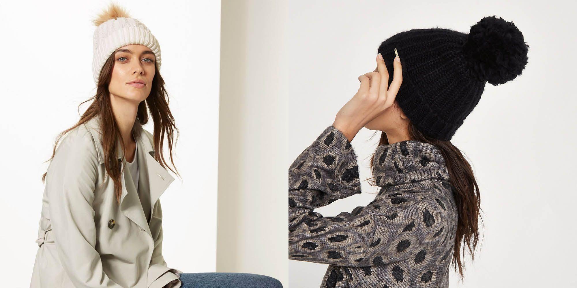 15 of the best women s bobble hats 7826d785205