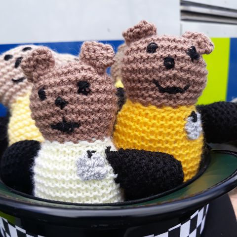bobby buddies knitting pattern