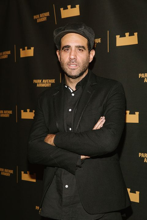 "Bobby Cannavale at the opening night celebration for ""The Hairy Ape"" at Park Avenue Armory."