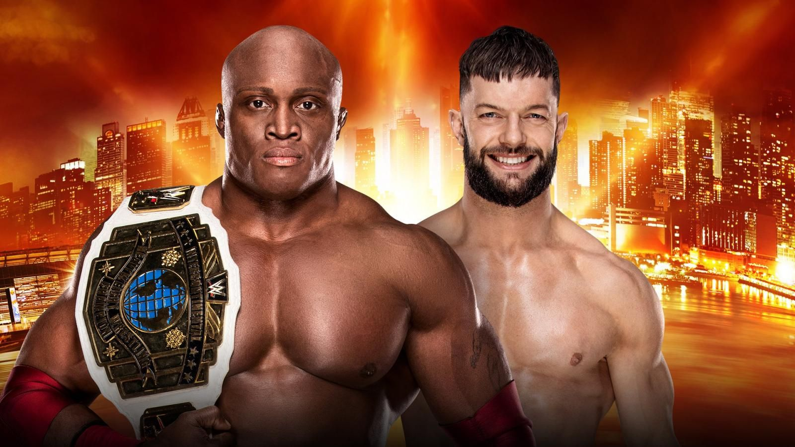 Bobby Lashley (c) vs Finn Bálor
