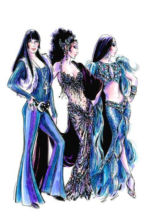 Bob Mackie Talks Cher S Most Iconic Looks And The Cher Show On Broadways