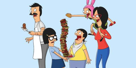 here s the bob s burgers nyc pop up menu