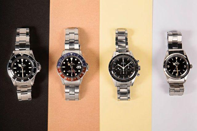60s watch swiss