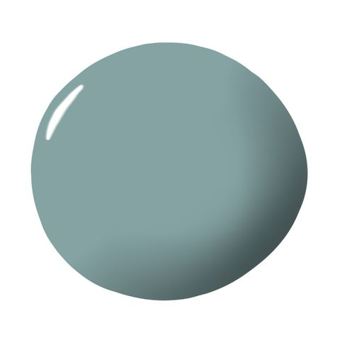 10 Best Teal Paint Colors Eye Catching For