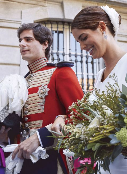 Boda de duques de Huescar