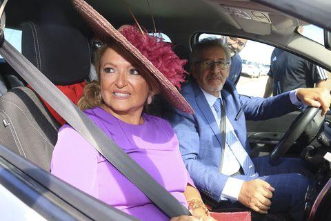 Invitados boda Jose Ortega Cano