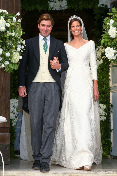 boda de marie astrid de liechtenstein y ralph worthington