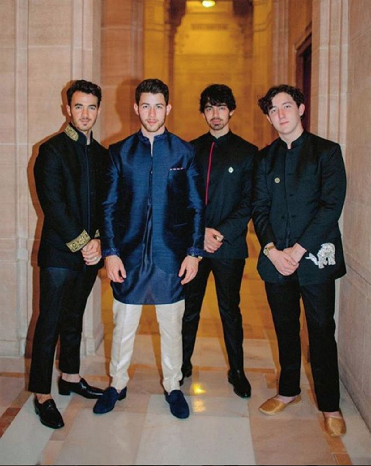 Boda de Nick Jonas y Priyanka Chopra