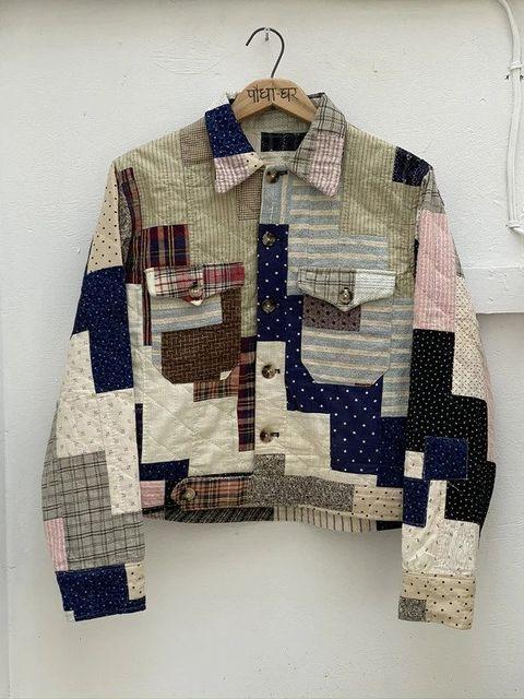 bode quilt jacket