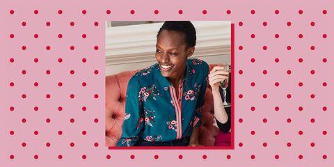Pink, Design, Pattern, Textile, Photography, Wallpaper, Polka dot, Valentine's day, Happy, Magenta,