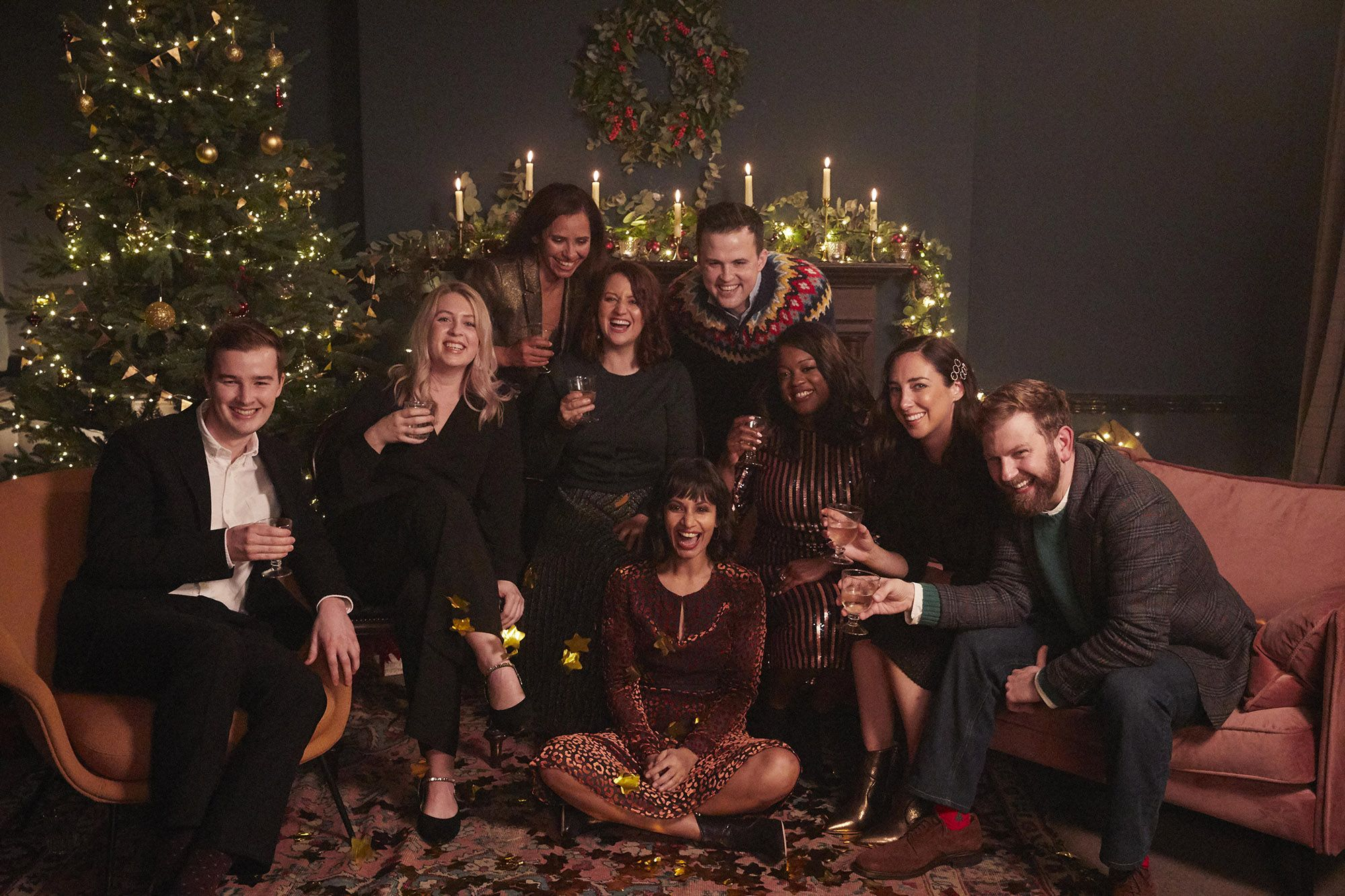 Boden's Christmas advert celebrates the hard work of NHS staff