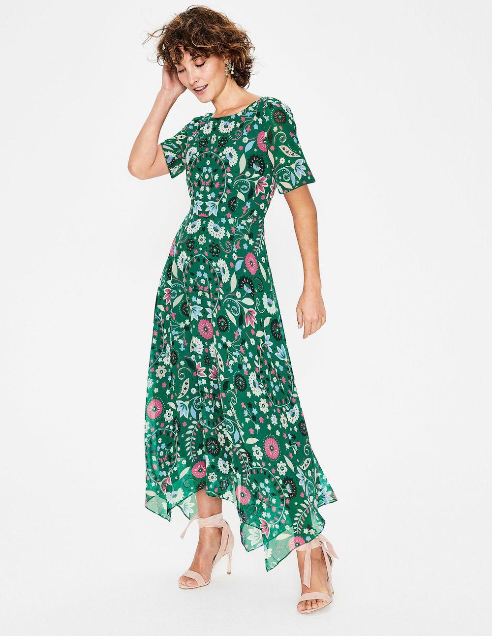 Boden Katherine Midi Dress