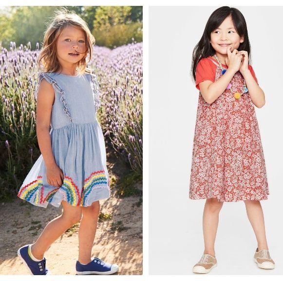 mini Boden girls dresses
