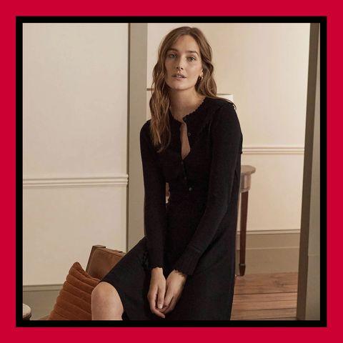 boden kate middleton cardigan knitted dress