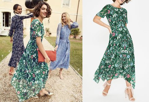 192d07838355 Boden dress - The Boden Katherine midi dress is flying off the shelves