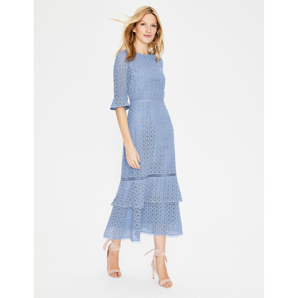 Boden lana lace midi dress