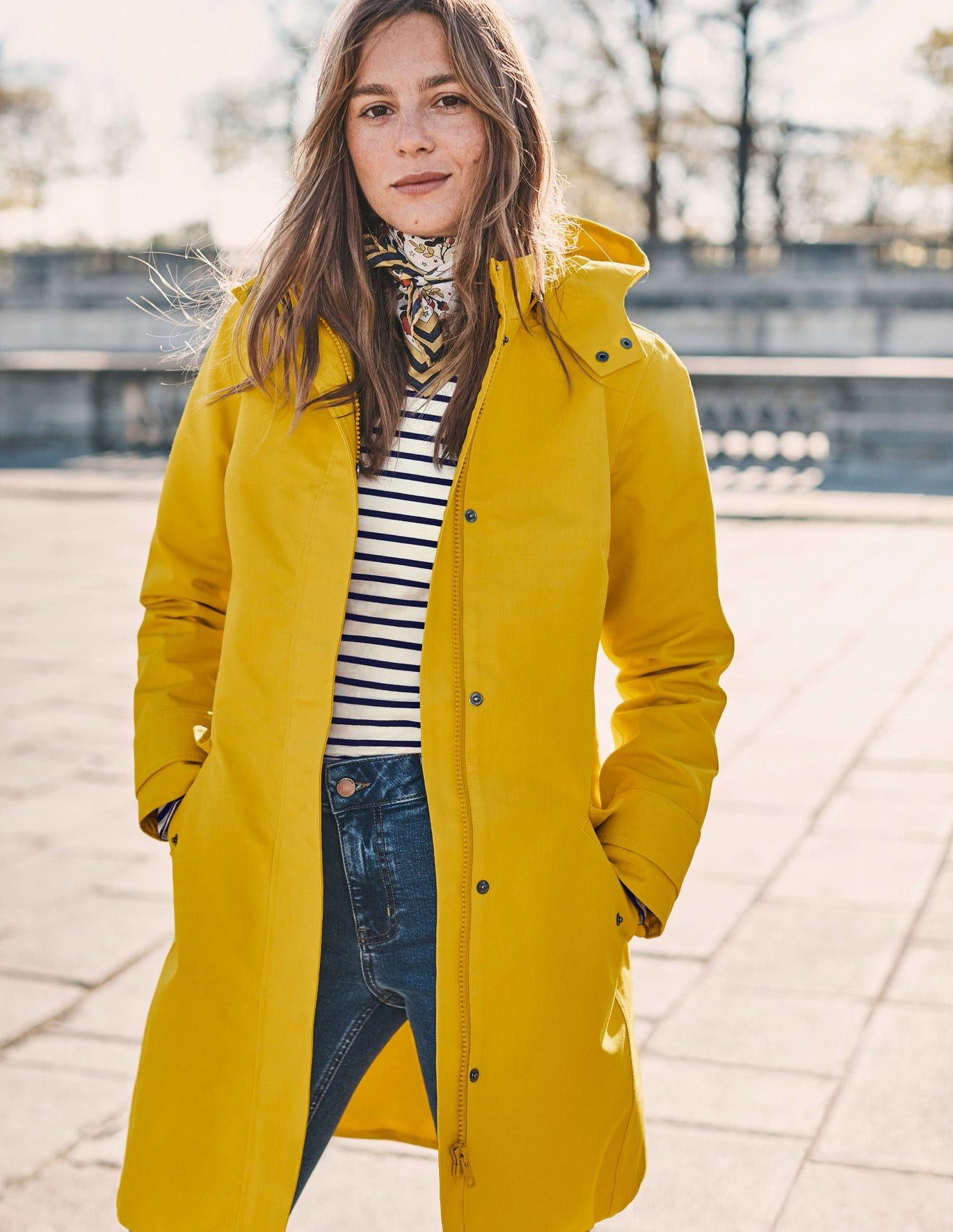 The best rainy day fashion buys for winter