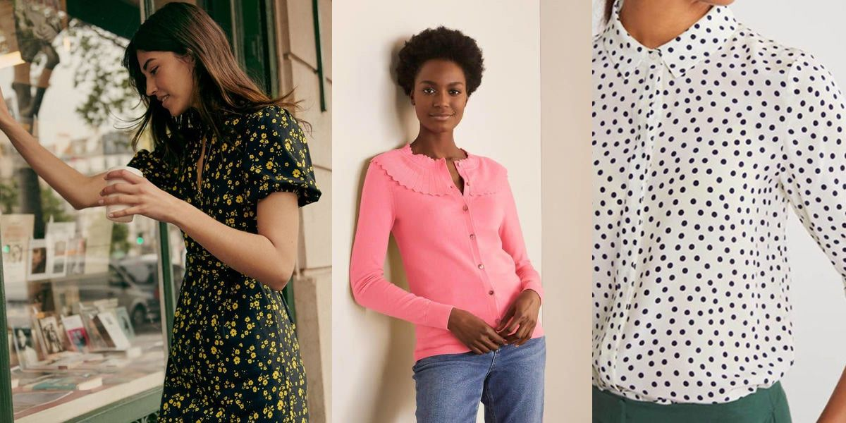 The best Boden sale buys to snap up now for 40% off