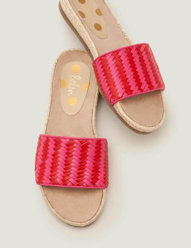 boden summer sandals sliders