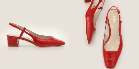 Boden's new shoes are perfect for adding a pop of colour to your wardrobe