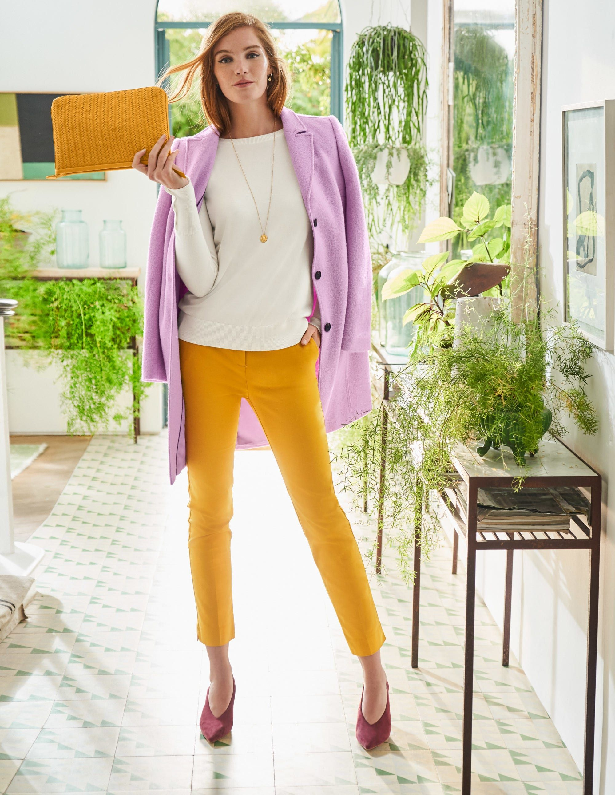 The must-have Boden trousers you'll want to wear all spring