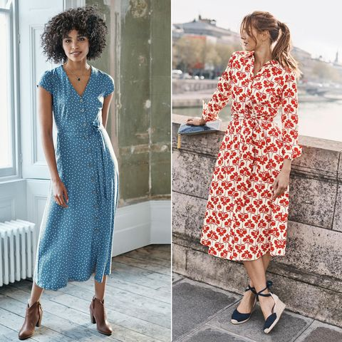 Boden reveals its two best selling dresses so far this summer