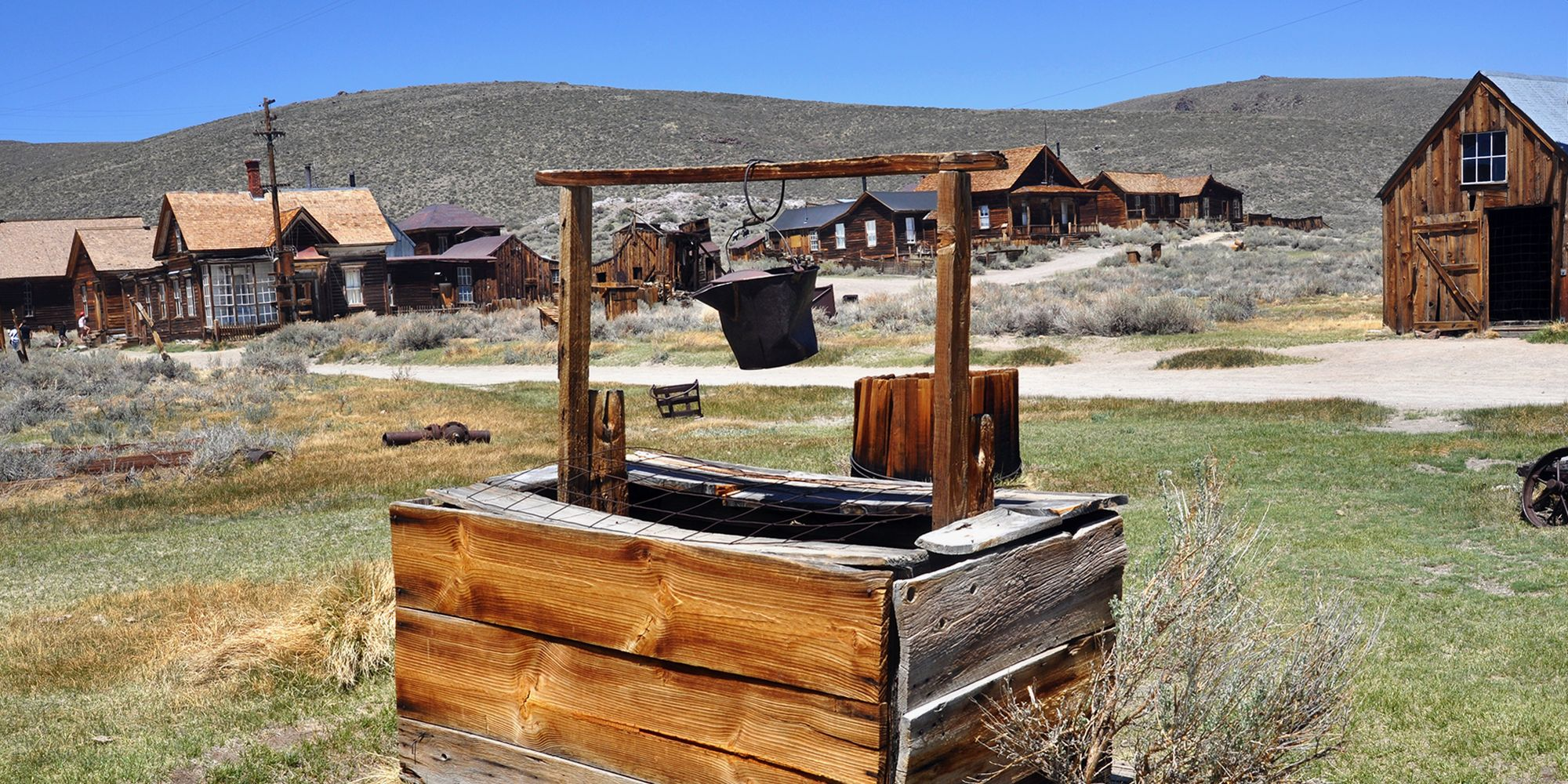 bodie california ghost towns