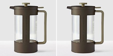 French press, Small appliance, Home appliance, Coffeemaker,