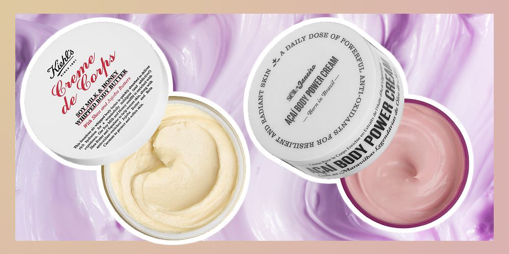 These 12 Creamy Body Butters Will Soothe Your Itchy Winter Skin