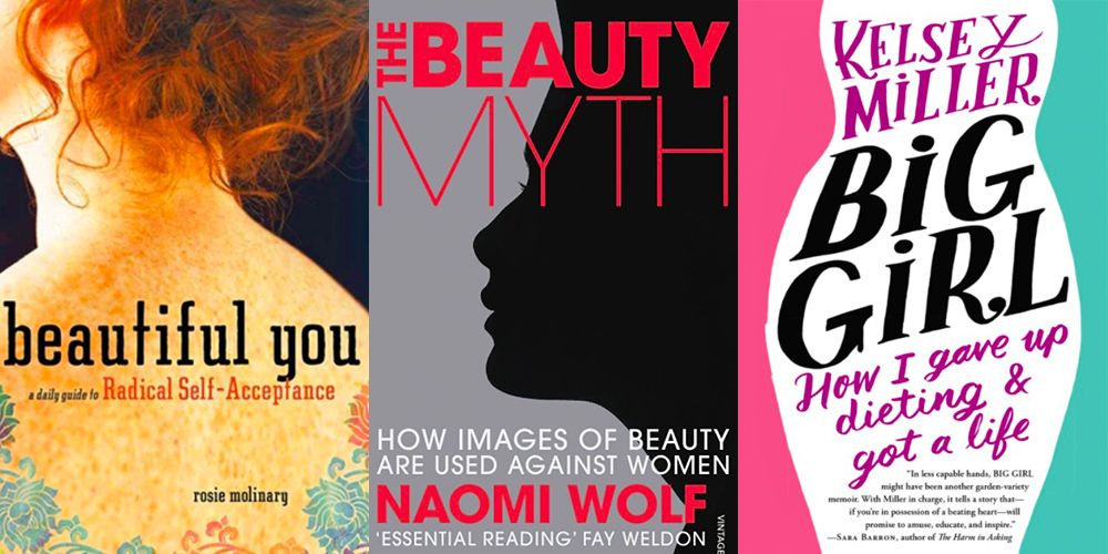 10 books about body image every woman should read