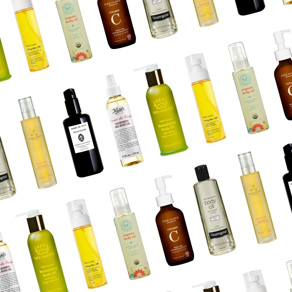 11 Best Body Oils to Keep You Glowing This Winter