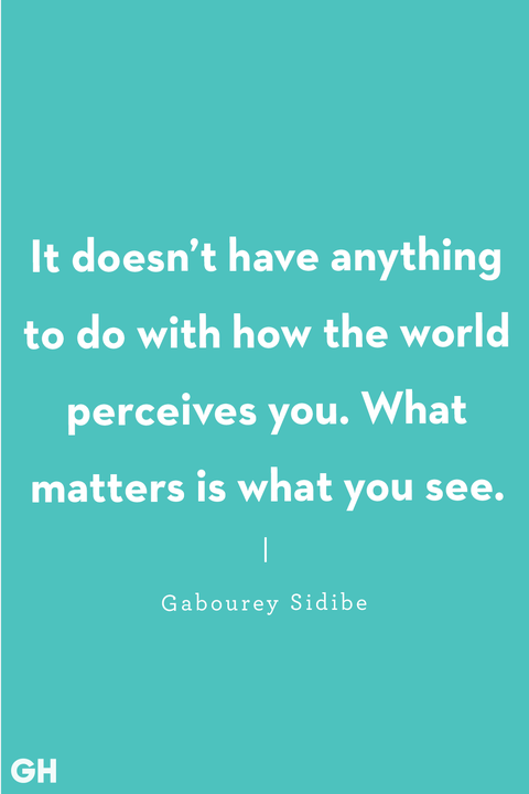 gabourey sidibe body positive quote