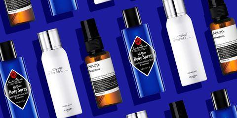 mens body spray best 2018
