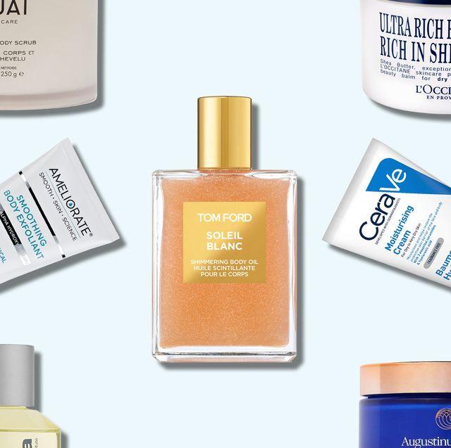 ten best body products