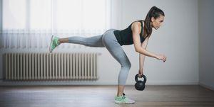ejercicios piernas sin sentadilla