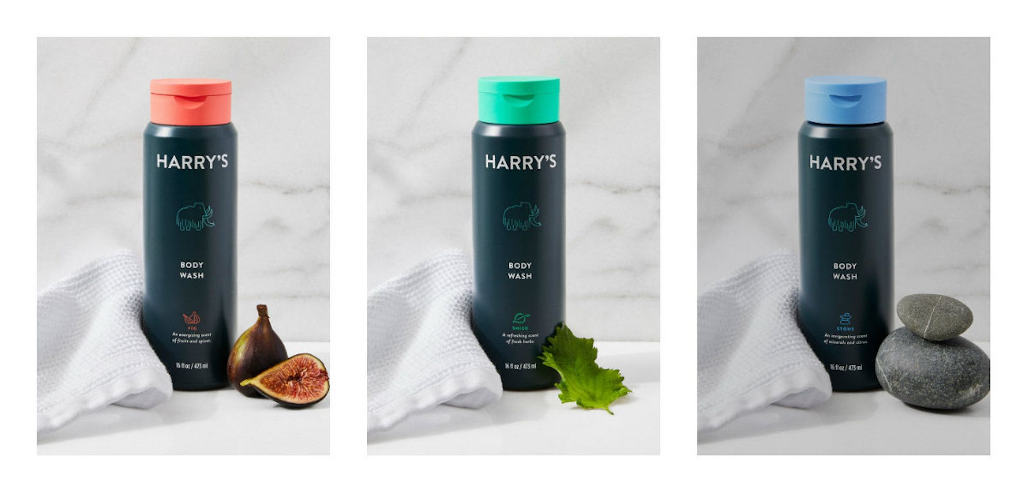 This Harry's Body Wash for Men Changed My Showers Forever