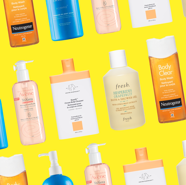 16 Best Body Washes 2020 According To Dermatologists