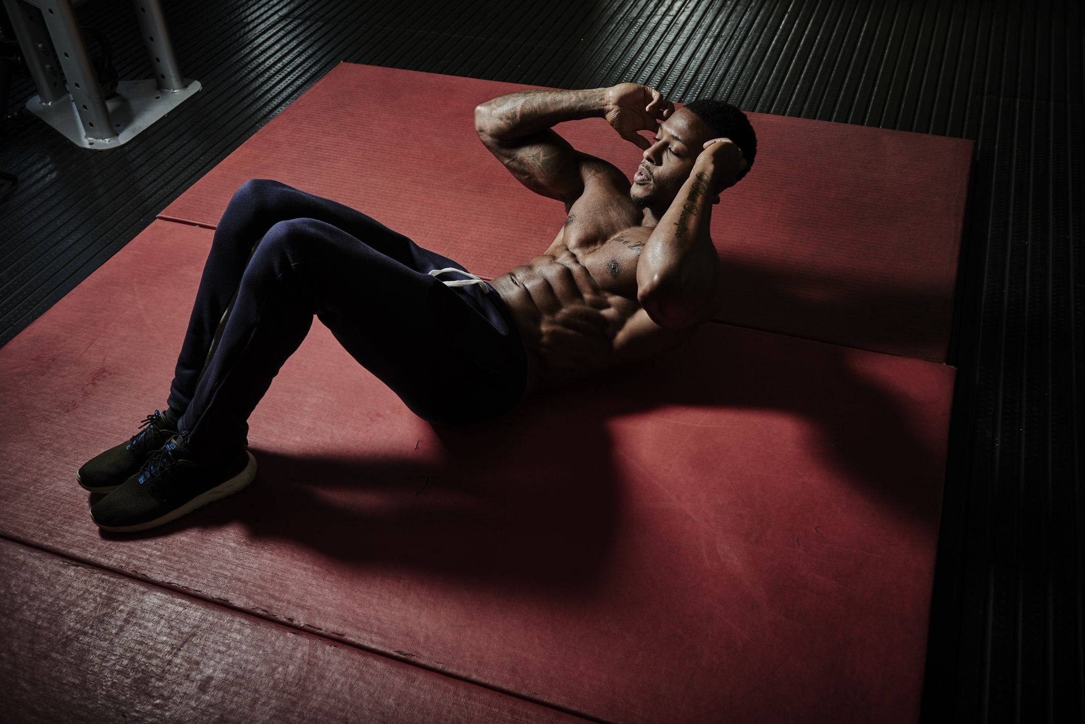 Blast Your Chest And Abs With This At-Home Workout