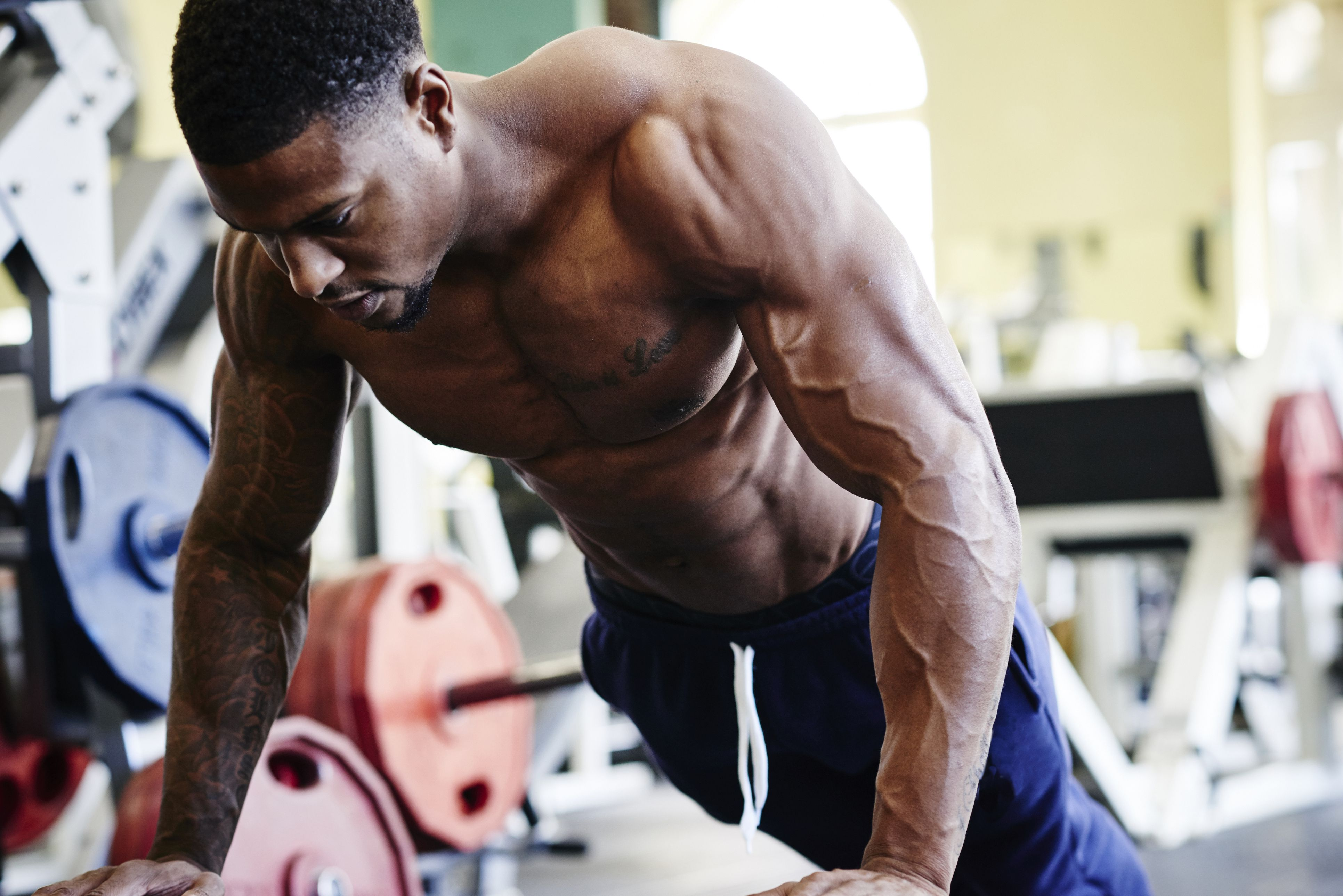 The 1-Month Workout Plan to Get Jacked - Old School Muscle