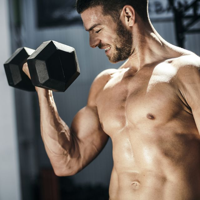 Home Upper Body Workout Build Monster Shoulders Arms And Pecs
