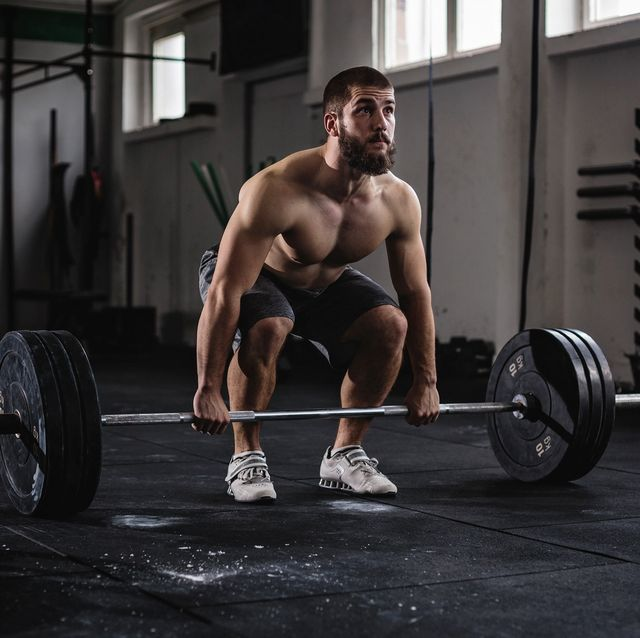 How to Add Weight to Your Deadlift: WSM Eddie Hall Explains His ...